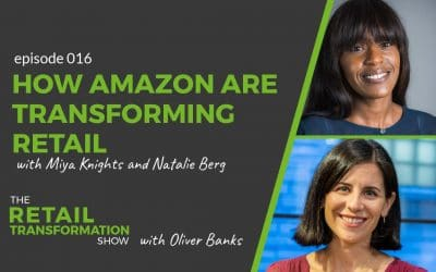 016: How Amazon Are Transforming Retail