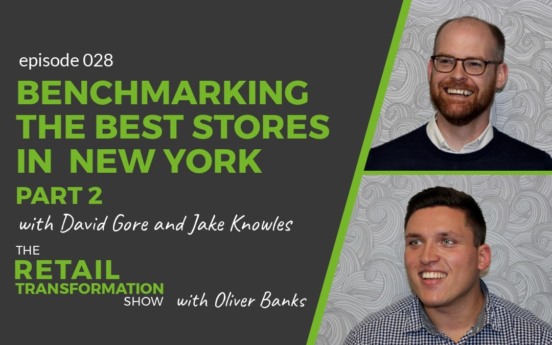 028 - Benchmarking the best stores in New York with