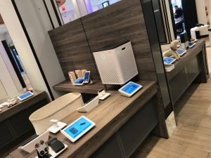 B8ta technology concession in Macy's