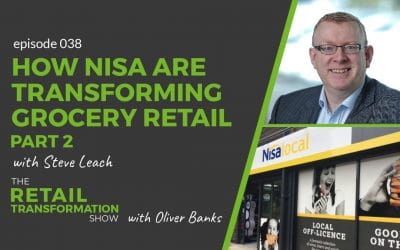 038: How Nisa Are Transforming Independent Grocery Retail (part 2)