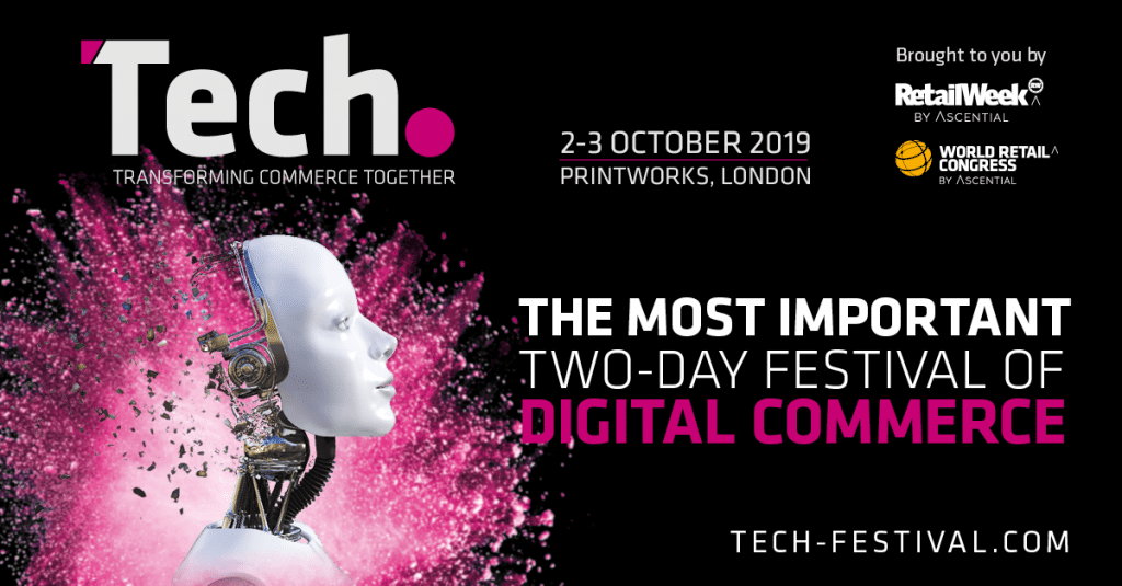Tech: The most important festival of digital commerce and retail technology