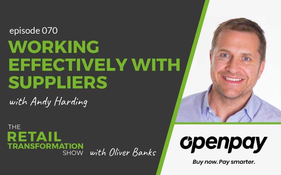 070: Working Effectively With Suppliers