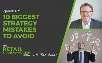 071: 10 Biggest Strategy Mistakes