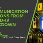 076: Communication Learnings From Covid-19 Lockdown - The Retail Transformation Show with Oliver Banks